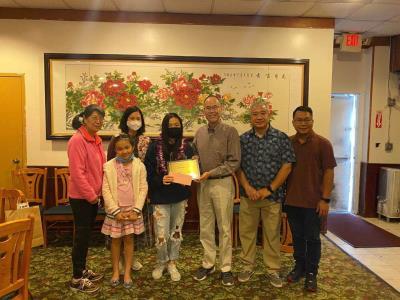Bow on Family Association Scholarships Award Ceremony