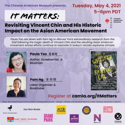 It Matters: Revisiting Vincent Chin and His Historic Impact on the Asian American Movement